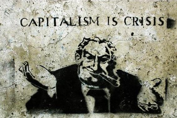 Resultado de imagen de crisis capitalismo