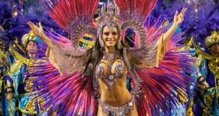 Río de Janeiro se aferra al carnaval para superar crisis