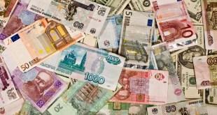 Monedas extranjeras como ahorro