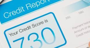El puntaje crediticio que es considerado bueno