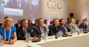 """Grupo G20 propone que el trabajo sea """"inclusivo, equitativo y sostenible"""""""