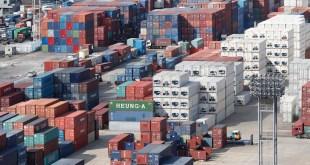 Comercio exterior de China descendió un 9.4 % interanual