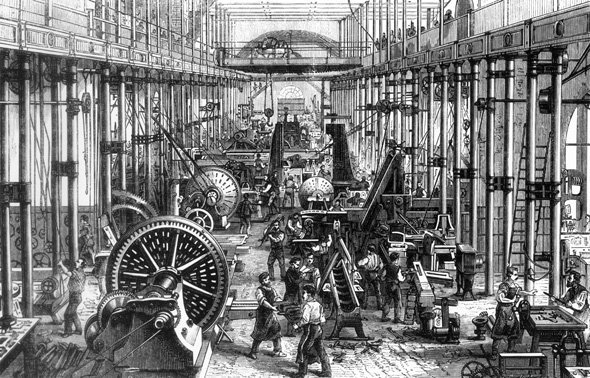 La-Segunda-Revolucion-Industrial