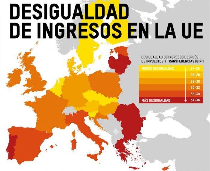 Adolfo Castilla sobre Desigualdad y Pobreza