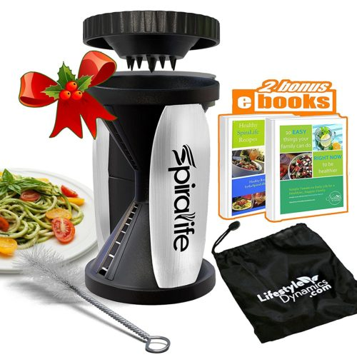 Original SpiraLife Spiralizer Vegetable Slicer