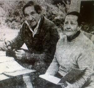 Bert Kelly, Modest Member/Farmer, Lorna/Mavis