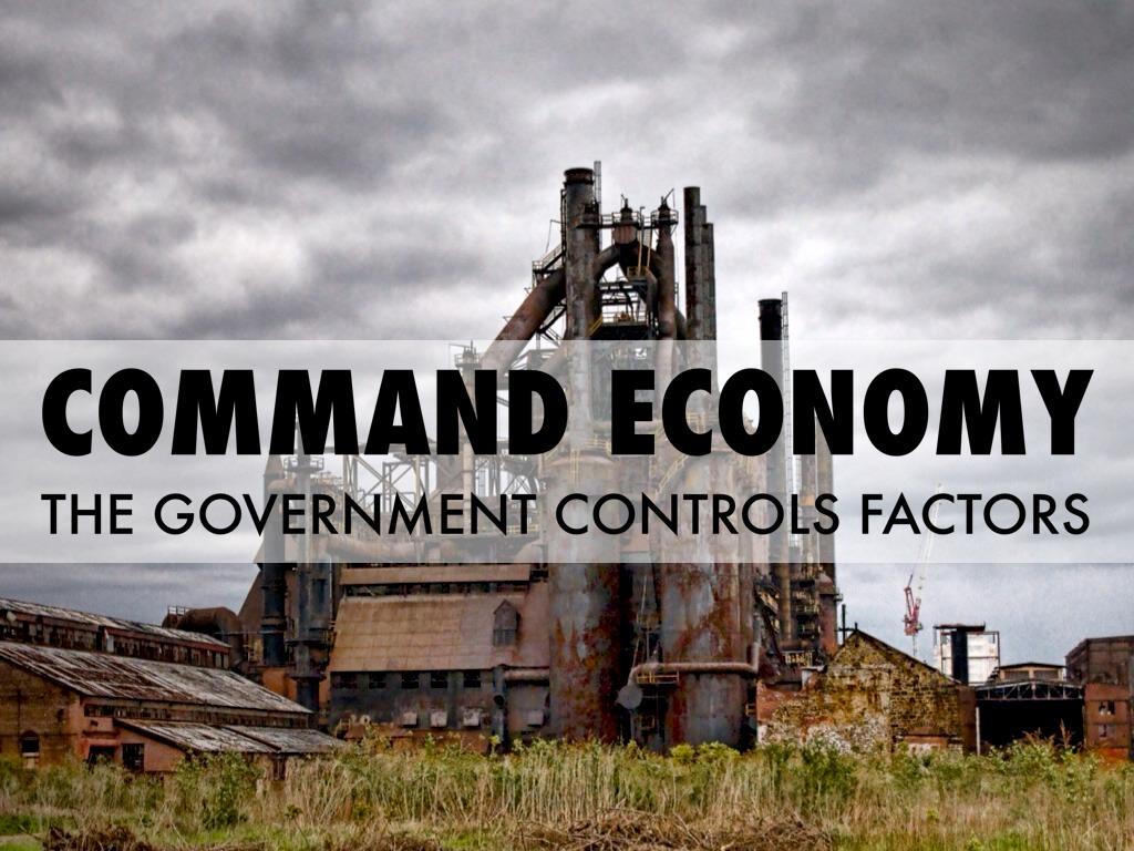 Command Communism