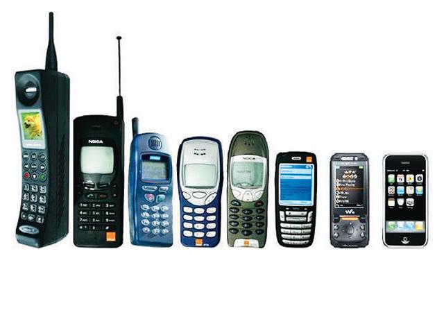 The evolution of smartphones[Video]