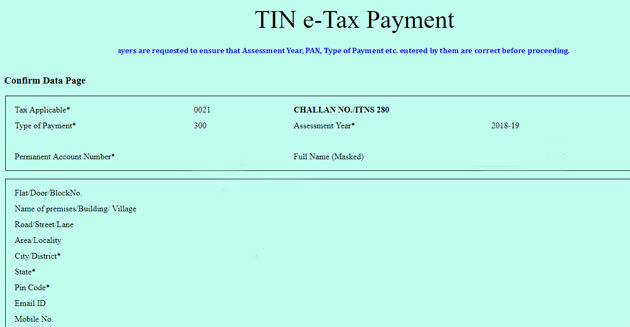 Master - How to Pay Taxes Online and Offline