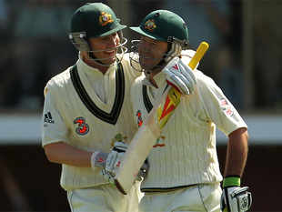 IPL 6 auction: Mumbai & Pune buy Ponting and Clarke for Rs. 2.12 cr & Rs. 2.1 cr respectively (Pic: Getty Images)