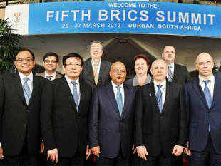 The BRICS Development Bank could become a World Bank in future due to the increasing influence of emerging countries: Goldman Sachs Asset Management.