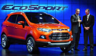 Ford set to drive in automatic SUV EcoSport to woo women in India