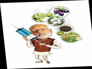 The GM crops issue will test the Swadeshi Jagaran Manch's will as well as the resolve of Narendra Modi's government.