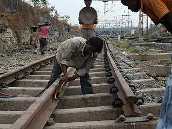 Will increase track capacity by 10% to 1.38 lakh km, says Suresh Prabhu
