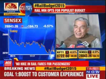 Passenger fares should have been reduced, says Former Railway Minister Pawan Kumar Bansal