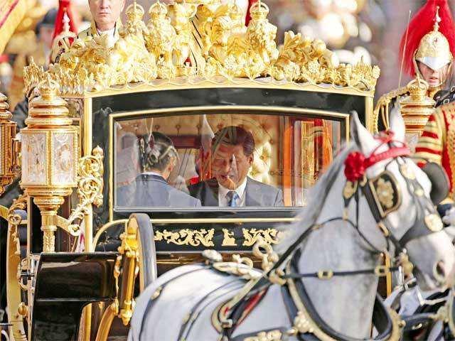 Queen Elizabeth & Xi Jinping in London - October 20, 2015 | The ...
