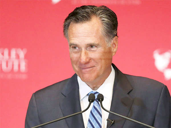 Image result for mitt romney phony