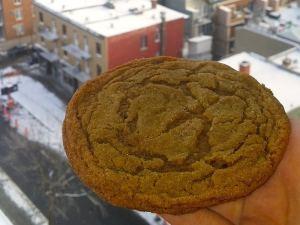 Biscuits au pain d'épices moelleux