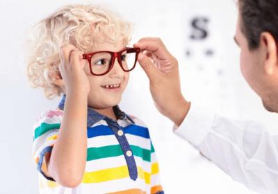 Remboursement lunettes jeunes