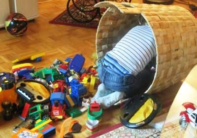 surconsommation enfants jouets