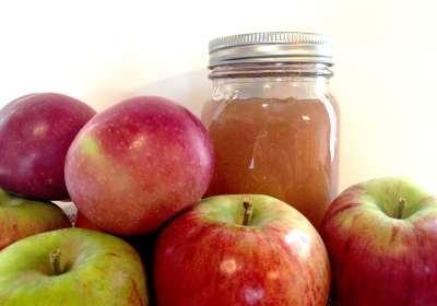 compote de pomes