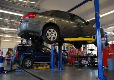 garage garantie voiture