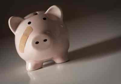 tirelire dettes retraite