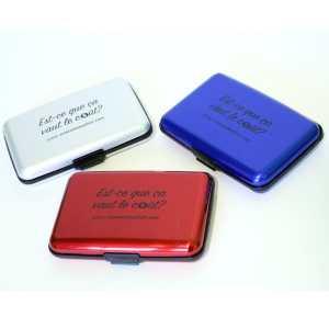 trois porte-cartes protection RFID