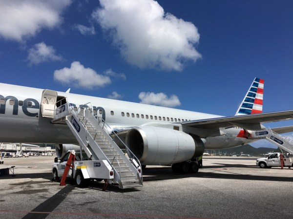 Get Priority Boarding when flying American Airlines on Alaska Airlines Award Travel!