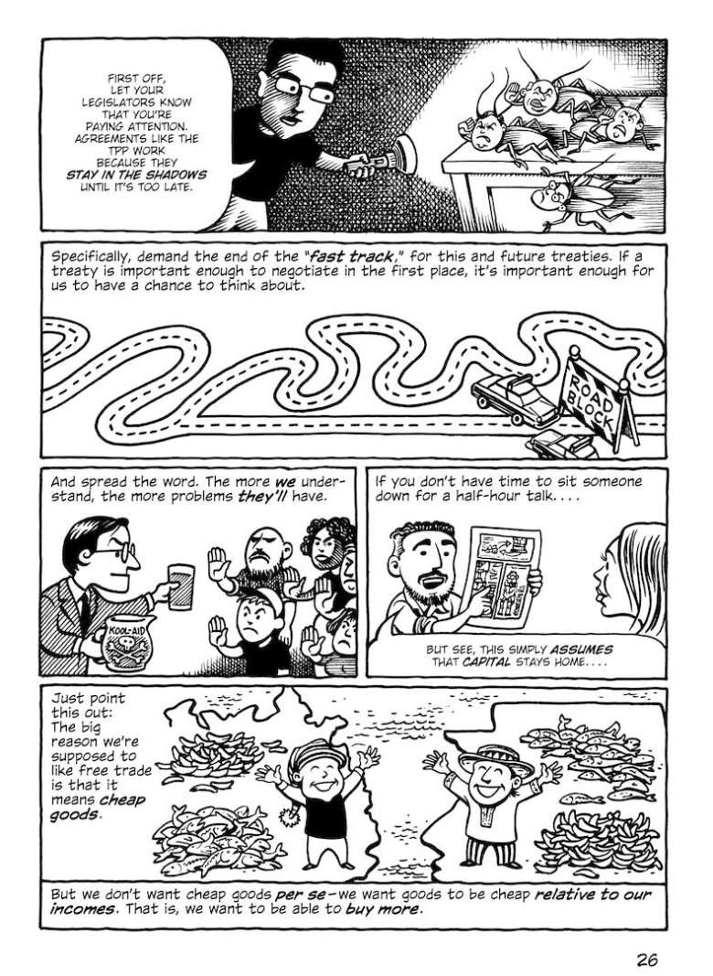 Economix Comics