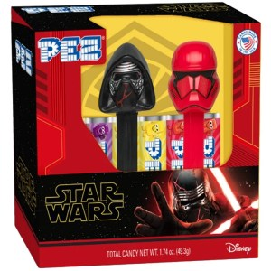Pez - Star Wars - The Rise of Skywalker - Kylo Ren & Sith Trooper Gift Set