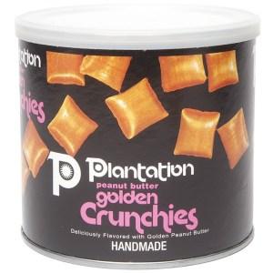 Plantation Peanut Butter Golden Crunchies