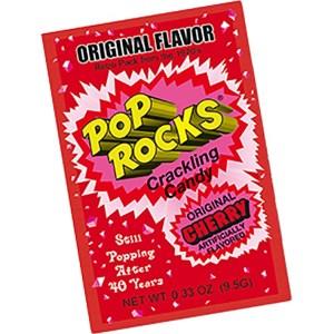 Pop Rocks - Original Cherry Flavor