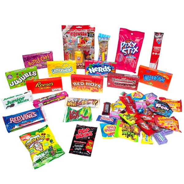 Movie Night CandyCare Pack - Feature Film