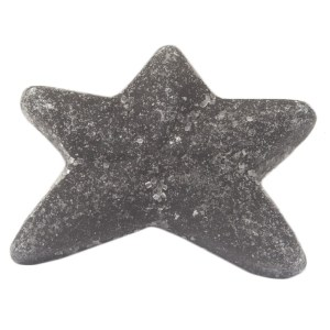 Black Salt Dusted Licorice Starfish