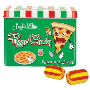 Pizza Candy
