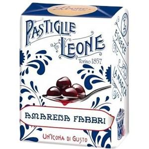 Leone Pastiglie - Amarena Fabbri (Wild Cherry)