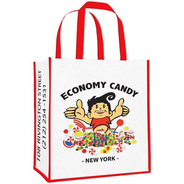 Economy Candy Reusable Shopping Bag(2)