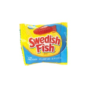 Swedish Fish - Red - Fun Size