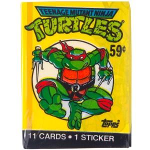 1989 Topps - Teenage Mutant Ninja Turtles Trading Cards