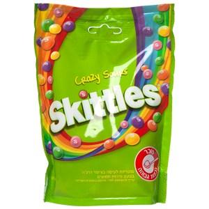 Skittles - Crazy Sours - Kosher