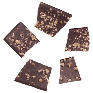 Dark Chocolate Ginger Bark