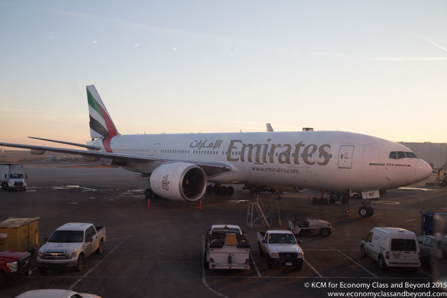 Emirates Boeing 777-200LR - Image, Economy Class and Beyond