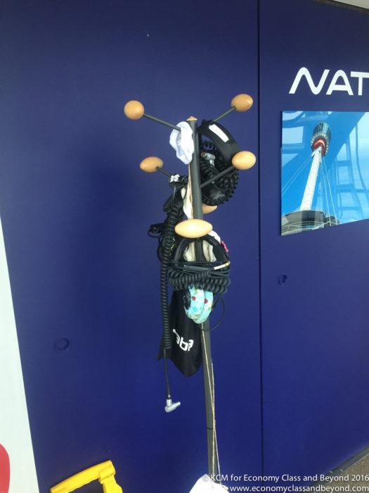 ATC Headsets - Heathrow Tower
