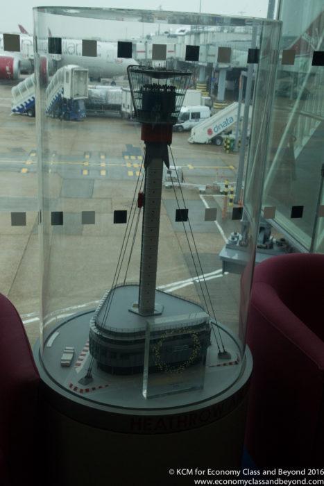 Heathrow Tower Model