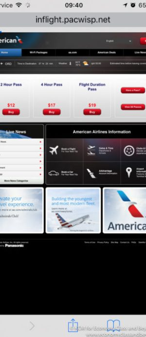American Airlines 47