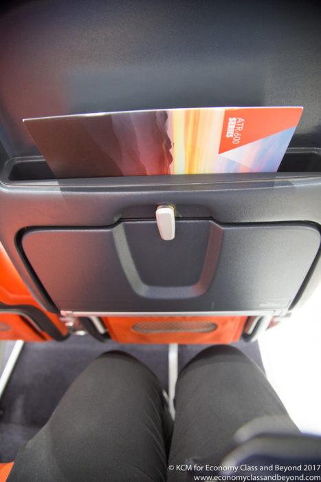 ATR Geven Seat - Standard seat