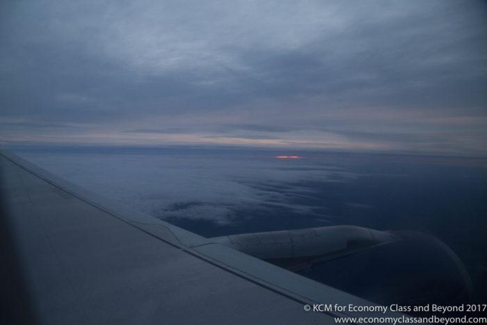 British Airways BA1385 Manchester to London