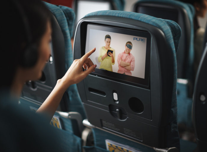 Cathay Pacific introduces in-flight Yoga programming - Image, Cathay Pacific