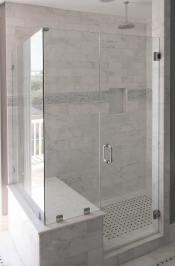 Shower Enclosures - Frameless